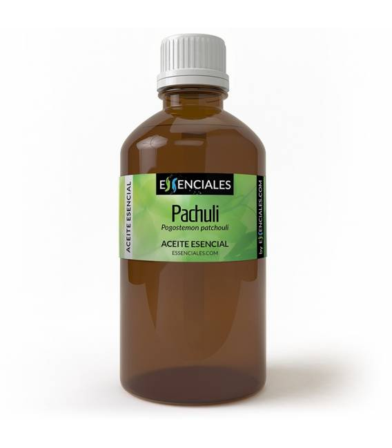 Pachuli | Aceite esencial