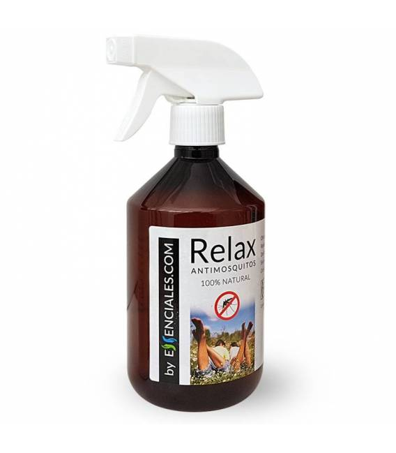 Antimosquitos 100% Natural Relax