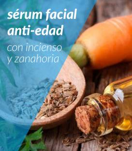 Pack sérum facial anti-edad