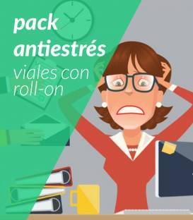 Pack antiestrés natural