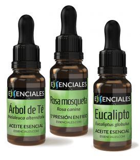 Pack Botiquín 30ml 3 aceites esenciales
