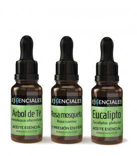Pack Botiquín 10ml 3 aceites esenciales