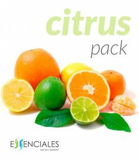 "Pack ""citrus"" 30ml"