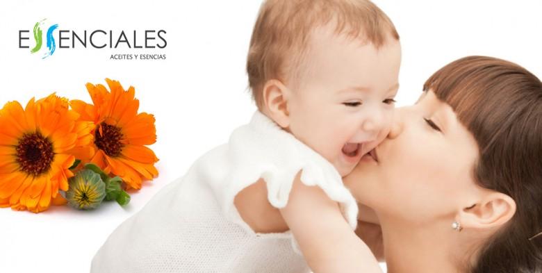aceites en bebes
