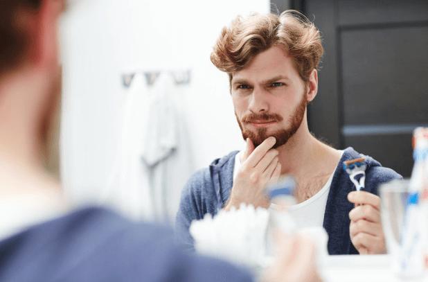 como cuidar barba