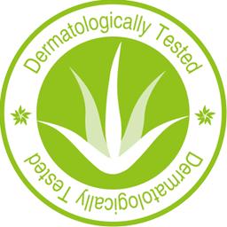 Aloe vera testada dermatológicamente