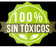 Producto sin sustancias tóxicas